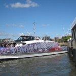 CityCat on the Brisbane River