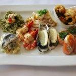 Seafood Taste Plate