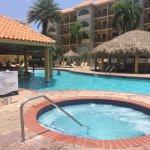 Fotos de las piscinas del hotel