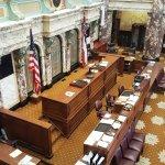 Capitol Interior - Legislative Chamber