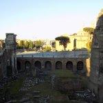 Photo de Hotel Forum Roma