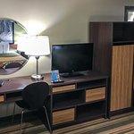 TV, Desk & Dresser