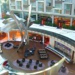 Interior Hotel View