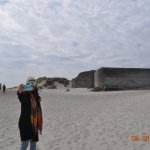 Bunker from German occupation during WWII
