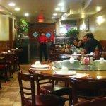 New Big Wong Chinese Restaurant Interior