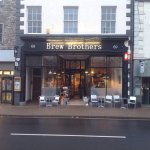 Outside Brew Brothers Kendal