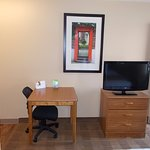 Extended Stay America, Albuquerque Airport, NM. Nice table.