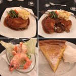 Another great meal - the lemon tart was perfection