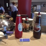 Again... we loved our Masterfoods sauces at Novotel Perth... What an effort by the chefs.....