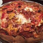 Aussie Special pizza