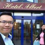 Hotel Albert Foto