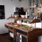 The Buffet and Bar