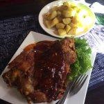 Pork Knuckle. Amazing!