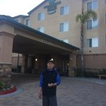 Front of Homewood Suites San Diego