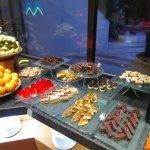 buffet dessert items