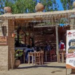 A la entrada de Cachi - Salta