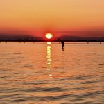 Venetian sunset, too...