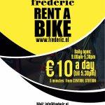 Foto de Frederic Rent a Bike