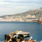 Sorrento - view of the harbour & the Sorrentine Peninsula © Robert Bovington