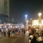 Burj Khalifa and Dubai mall mai 2017