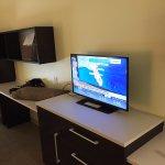 Room for a bigger TV