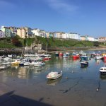 Tenby waterfront
