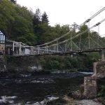 The Chain Bridge.