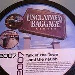 Foto de Unclaimed Baggage Center