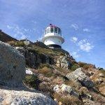 Historic Lighthouse at Cape Point Peak
