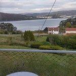 Vista desde una suite con balcón con vista a la ría