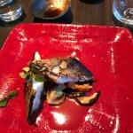 Havsabborre med delikat skinn