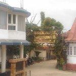 Entrance to City Hut Family Dhaba