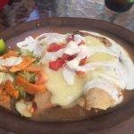 Enchiladas suiza