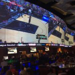 Giant TV screens
