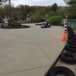 Outdoor GoKart Course