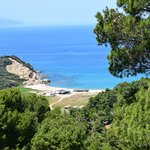 Megalos Aselinos beach