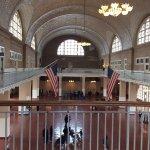 Photo de Ellis Island