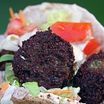 Photo of Falafel and Friends