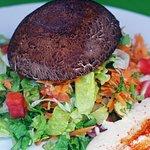 Ensalada de Portobello / Portobello Salad