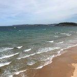 Primera Playa de El Sardinero.