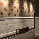 embossed walls