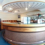 Bar / Servery in our Conference Room
