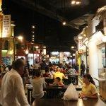 Singapur - Malaysian Food Street 2