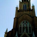 historical churches in downtown Savannah