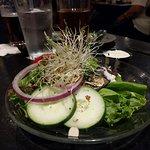 Wild and crazy salad