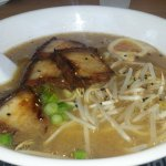 Miso Ramen with Pork Belly and Egg