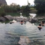 Hidden local Thermal Springs... bliss!