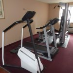 Super 8, Cerrillos Rd, Santa Fe, NM. NICE exercise room.
