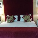 Large kingsize bed & room very spacious
