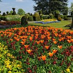 Brodsworth Hall and Gardens, May 2017